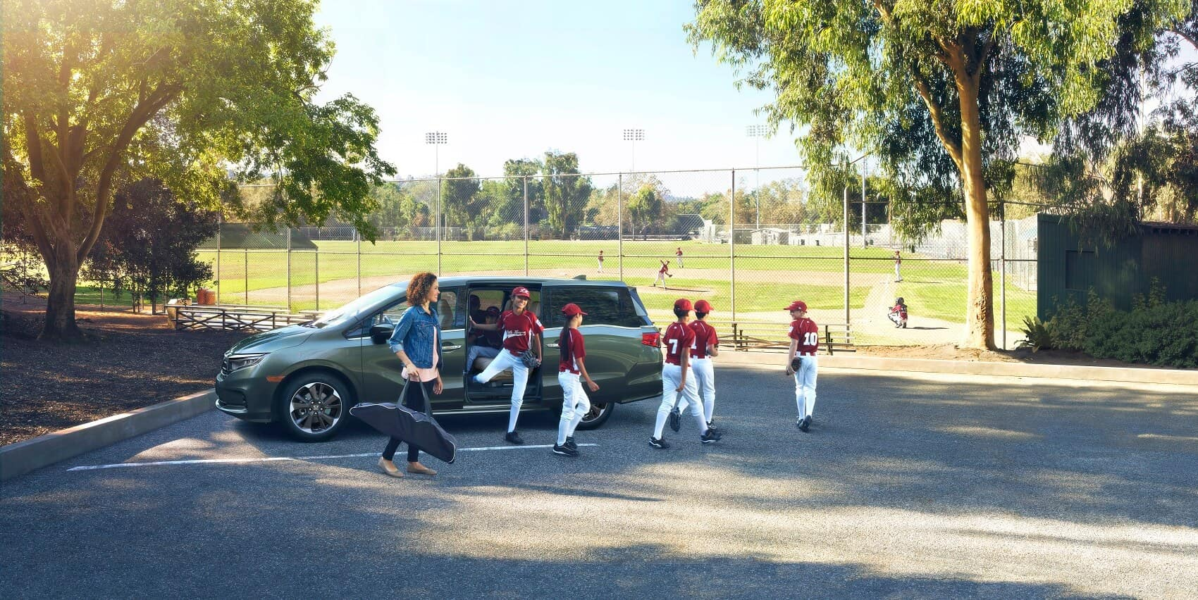 2021 Honda Odyssey Safety Features