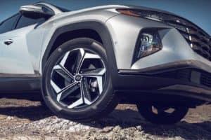 2022 Hyundai Tucson Features