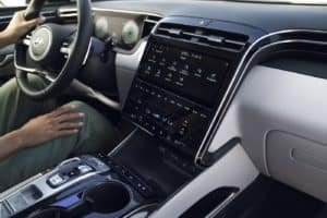 2022 Hyundai Tucson Technology