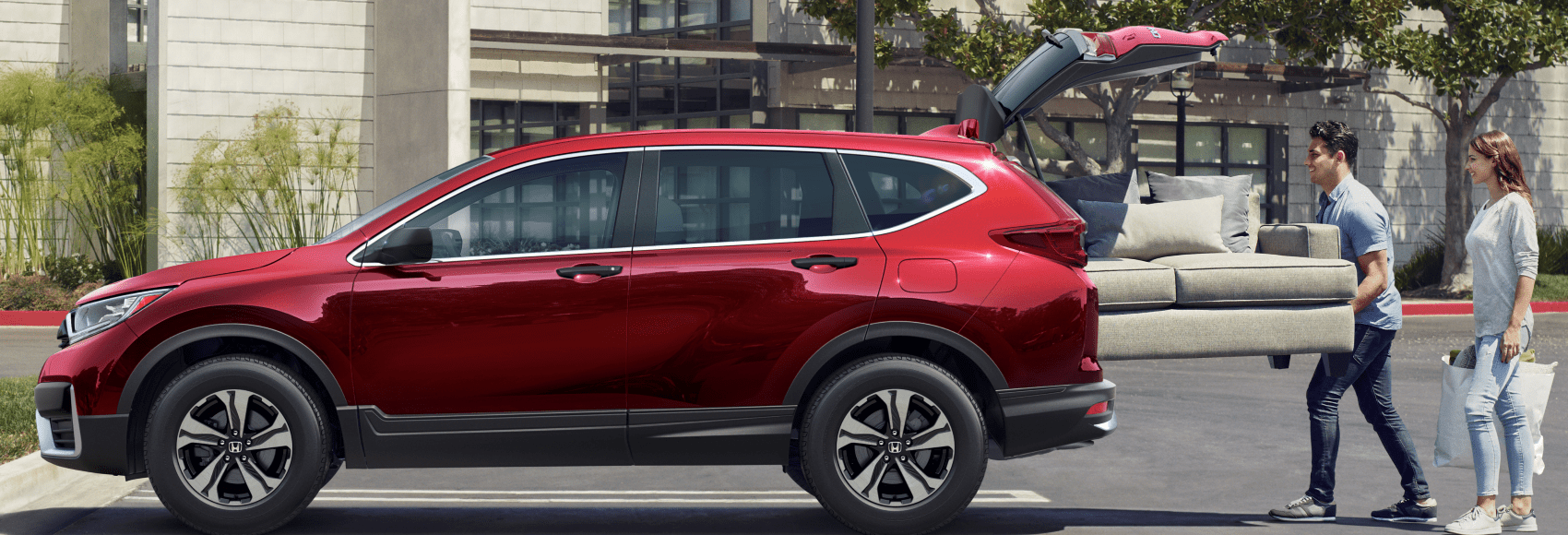 Test Drive The 2021 Honda CR-V Today!
