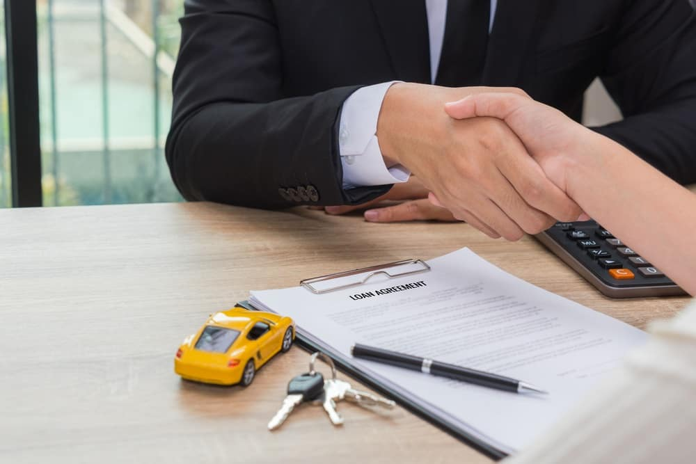 Used Car Finance Deals