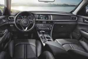 Kia Optima Infotainment Technology