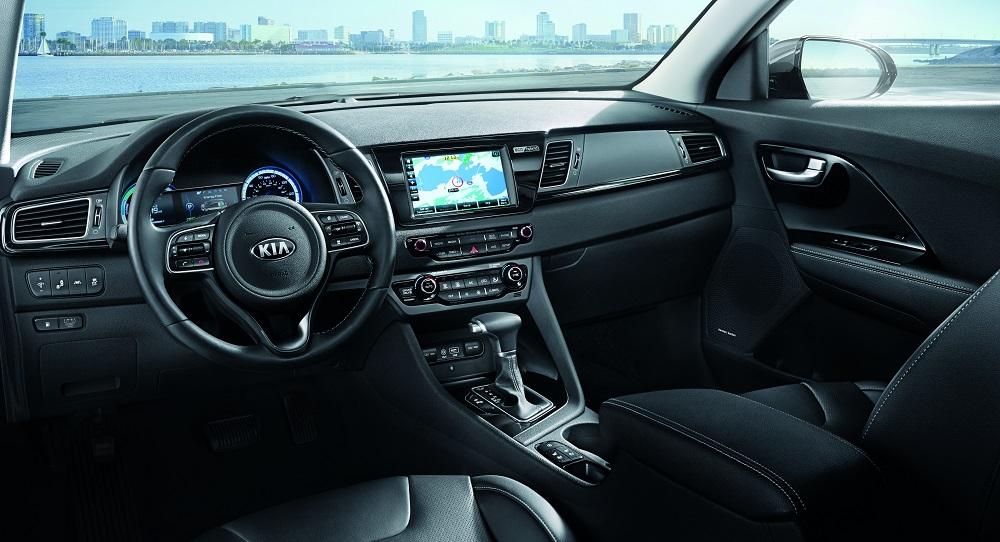 2019 Kia Niro Interior Technology
