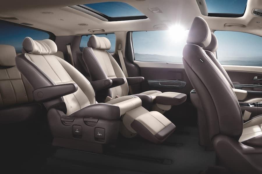 Kia Sedona Interior Cab Space