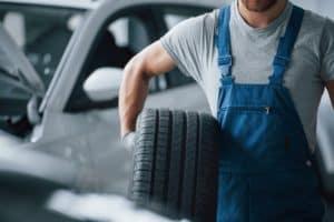 Tire Service near Warminster, PA