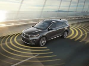 Kia Sorento Safety