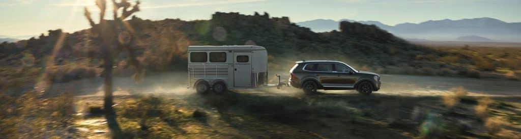 Kia Telluride vs Toyota Highlander