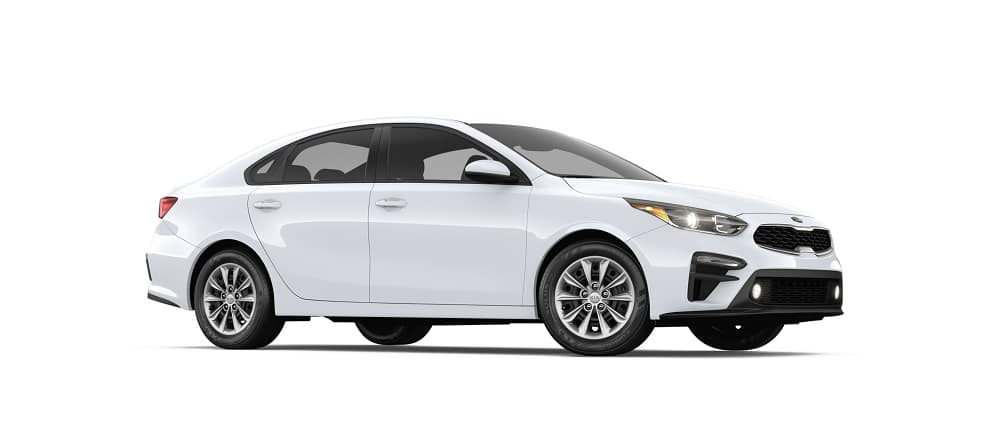 2019 Forte Clear White