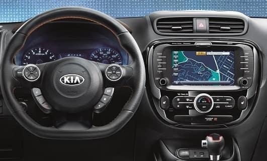 Kia Soul Technology