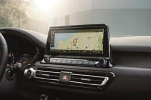 Kia Seltos Technology