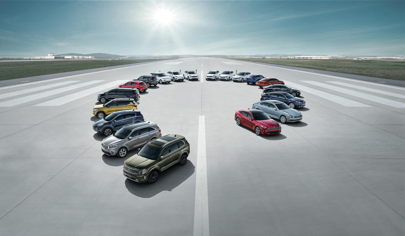 Kia Vehicle Inventory