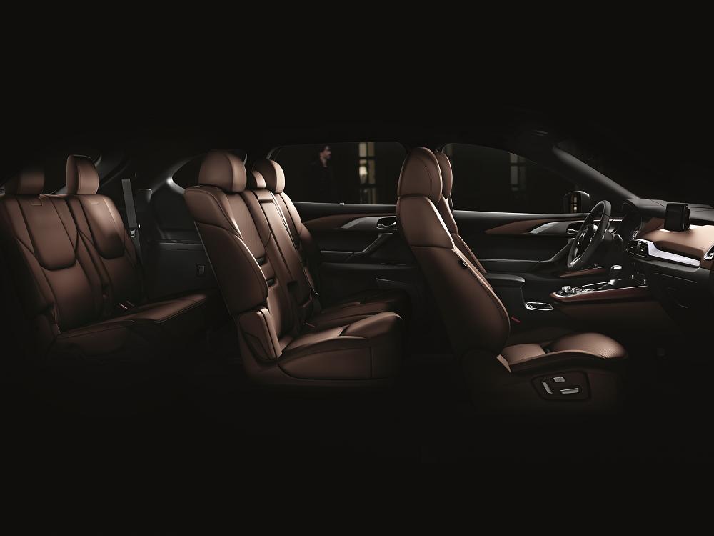 2019 Mazda CX-9 Sophisticated Interior