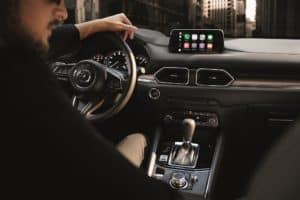 2019 Mazda CX-5 Interior Technology