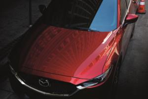 2019 Mazda CX-5 Soul Red Crystal Metallic