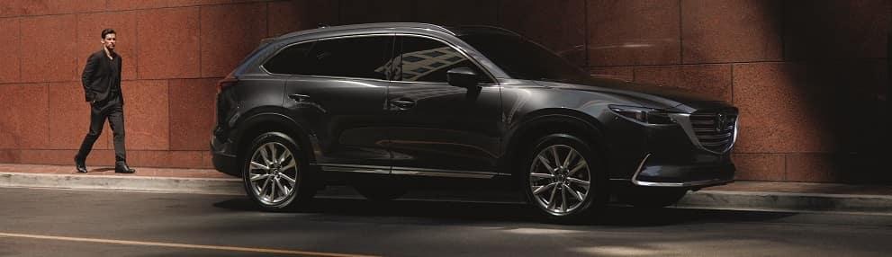 2019 Mazda CX-9 Machine Gray Metallic