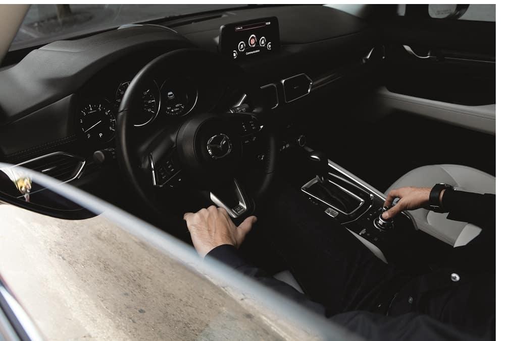 Mazda CX-3 Interior Features