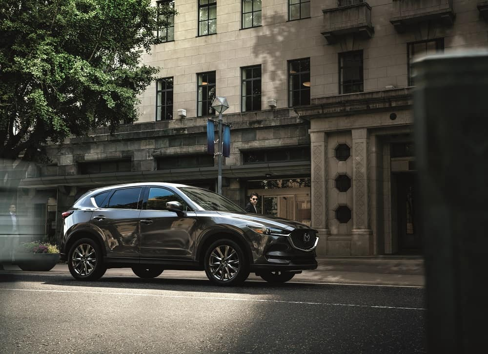 2019 Mazda CX-5 Performance Features