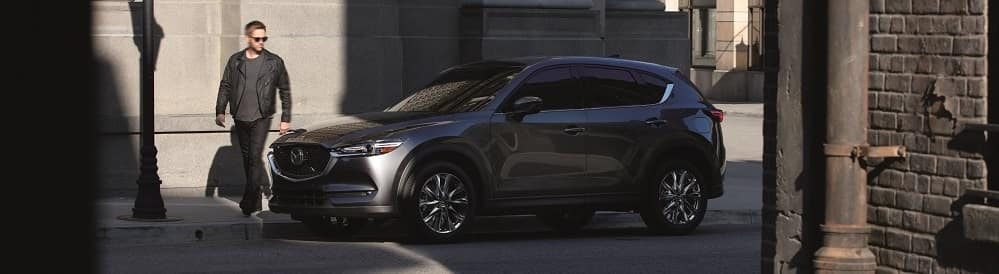 Mazda CX-5 MPG Rating