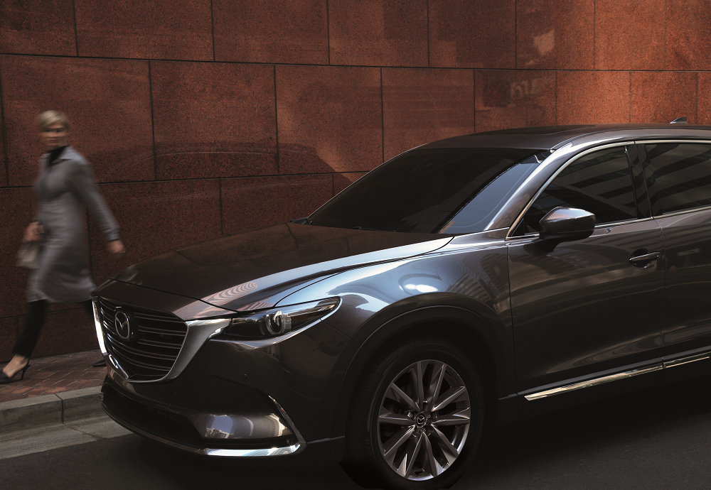 Improving Mazda CX-9 Fuel Economy