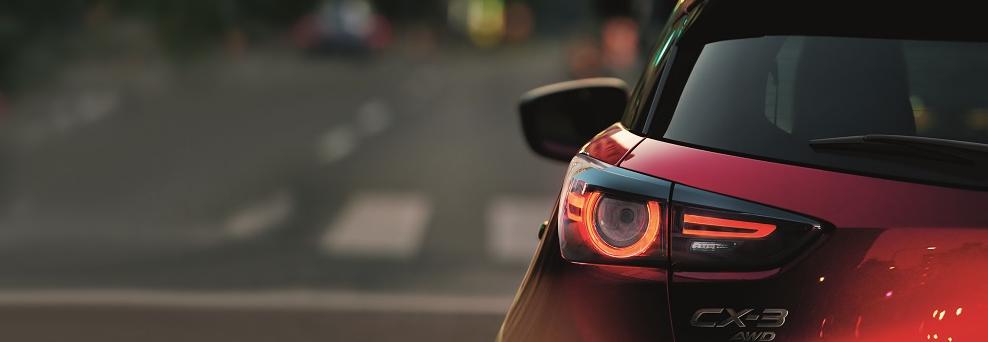 Mazda CX-3 MPG