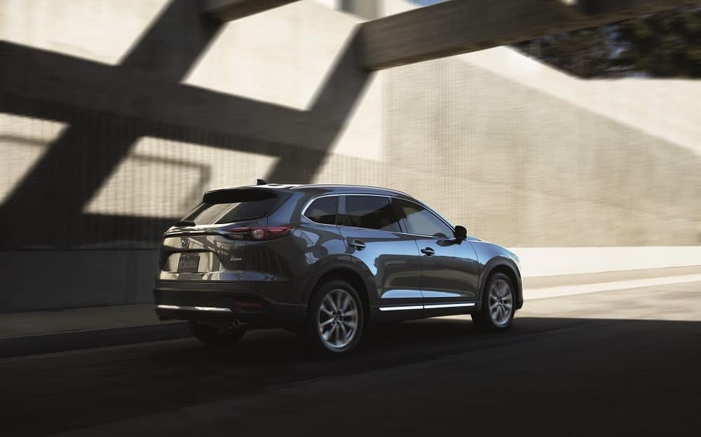 Mazda CX-9 Performance Features