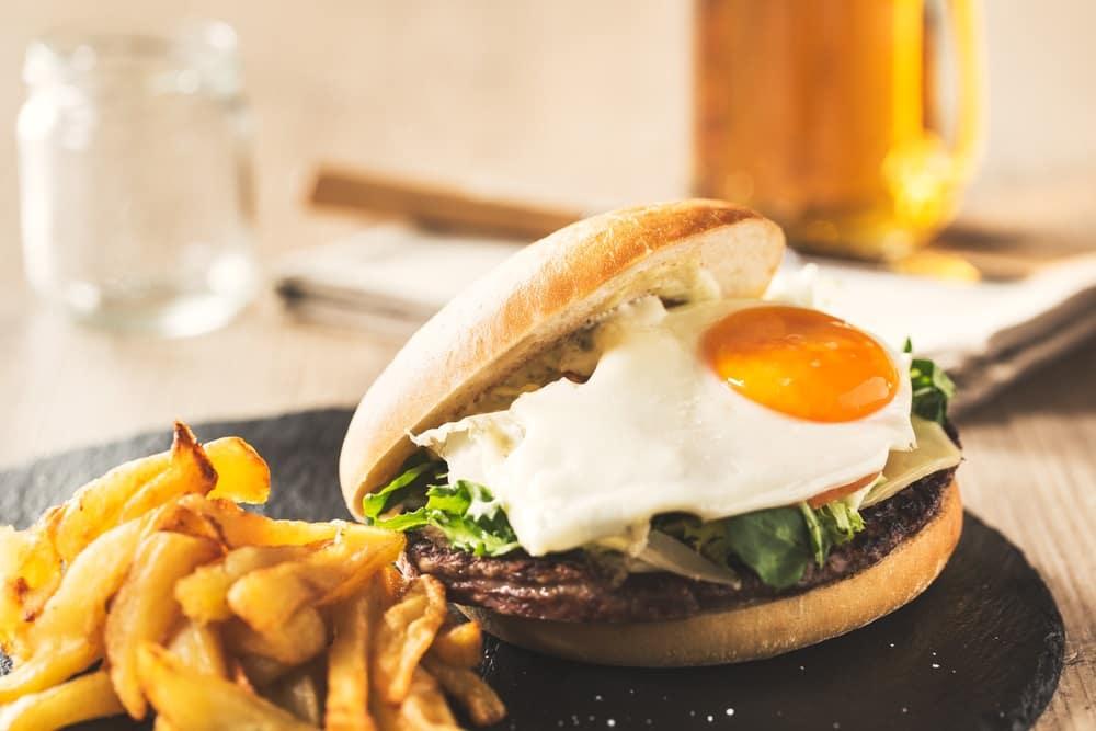 Burger near Willow Grove, PA