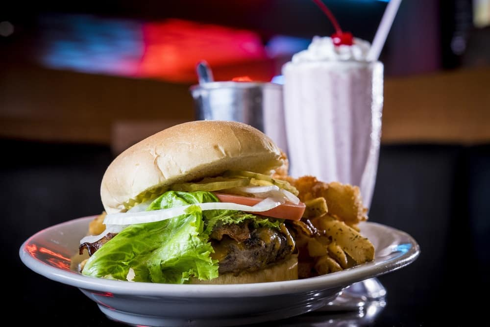 Burgers and Shakes near Willow Grove, PA