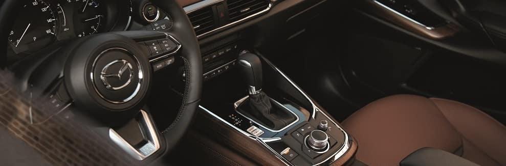 Mazda CX-9 Interior Review