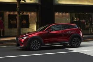 2019 Mazda CX-3 Fuel Economy