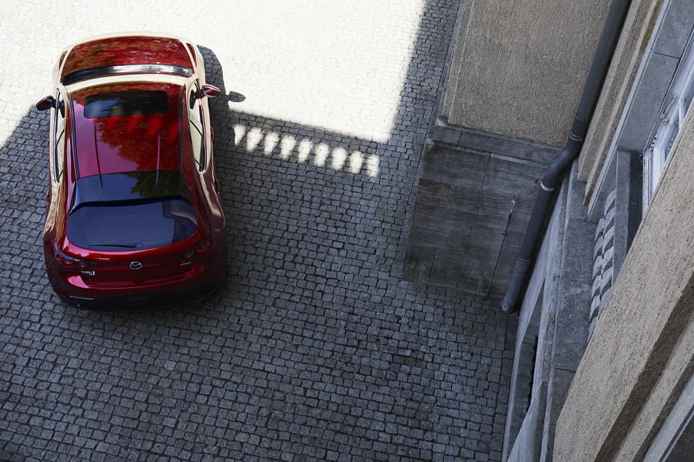 Mazda3 Engine