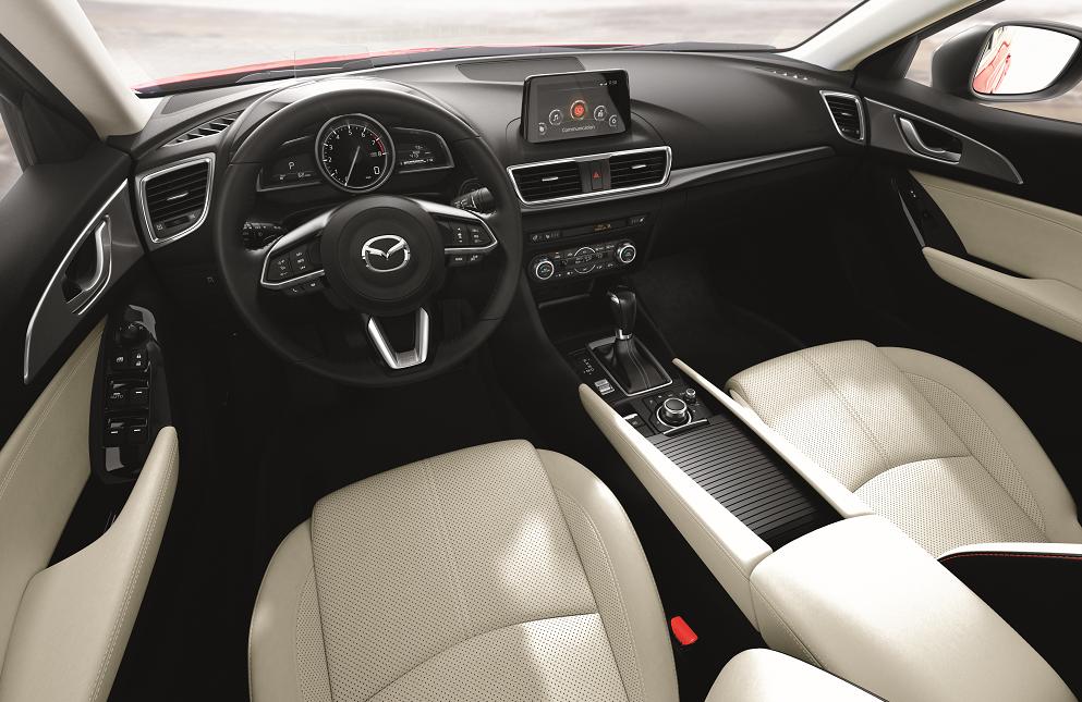 Mazda3 Technology
