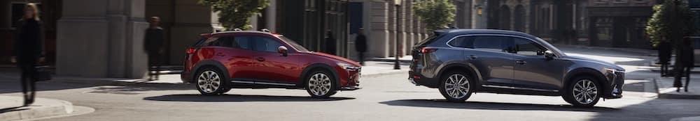 Mazda SUV near Warminster PA