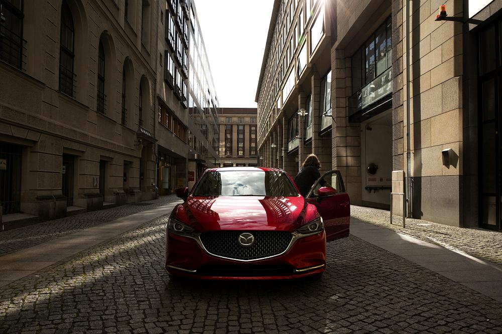 Mazda6 Engine Specs
