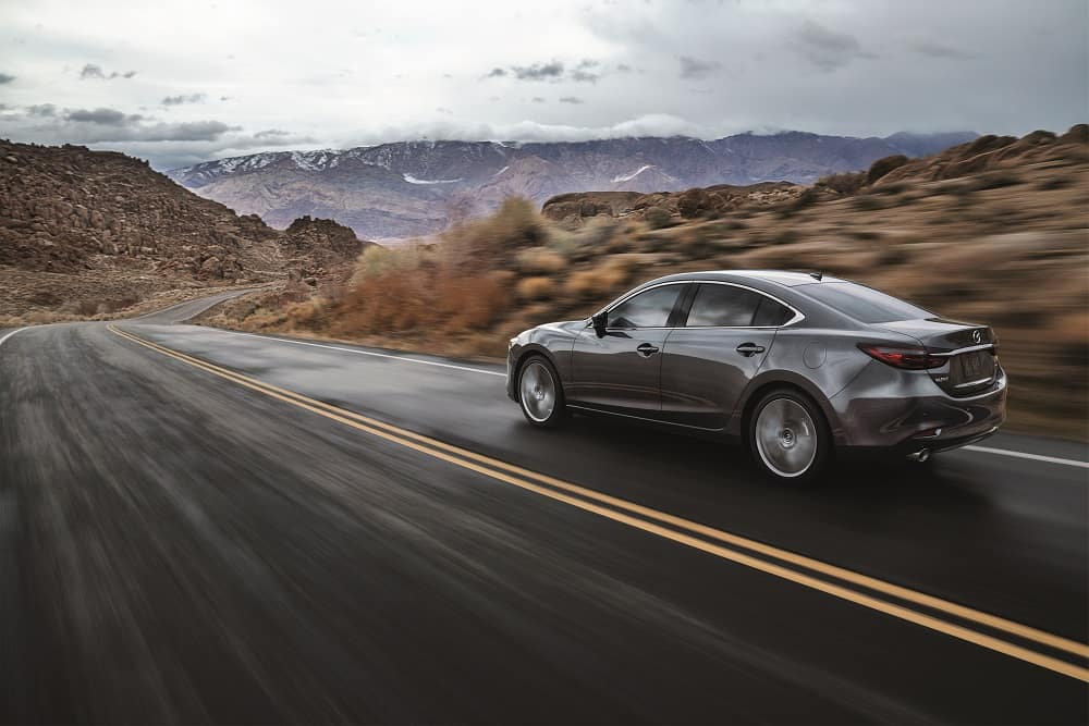 Mazda6 Performance