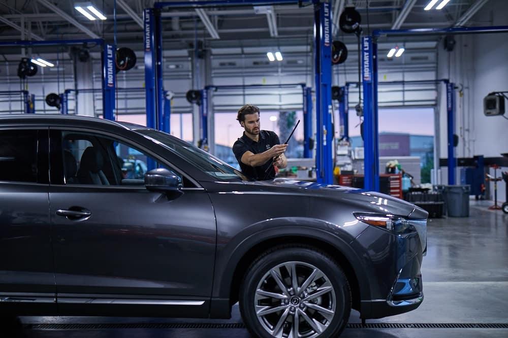 Mazda Service