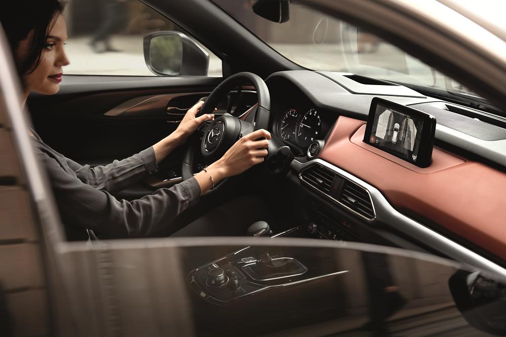 Mazda CX-9 Safety Technology