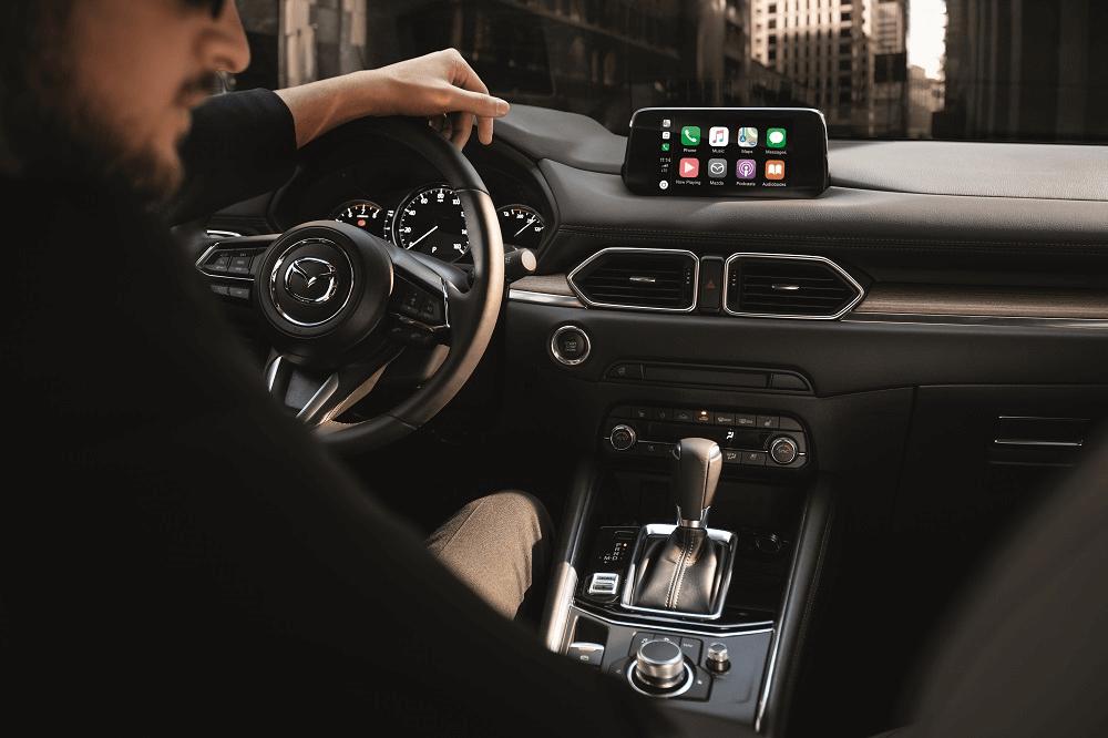 MAZDA CX-5 Apple CarPlay® Technology