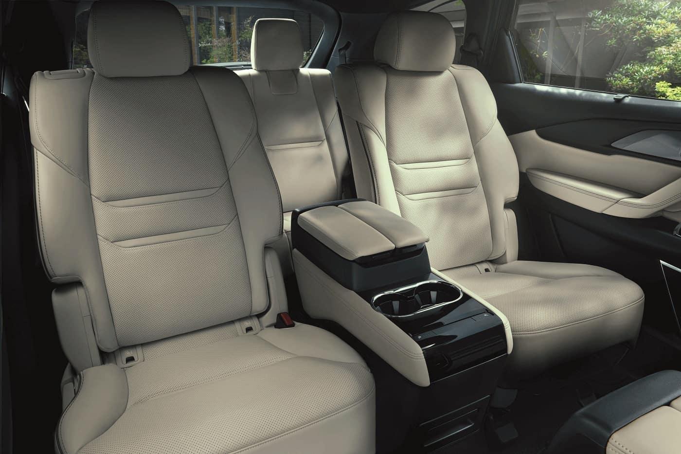 Mazda CX-9 Interior Cabin