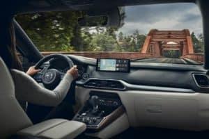 2021 Mazda CX-9 Interior Technology