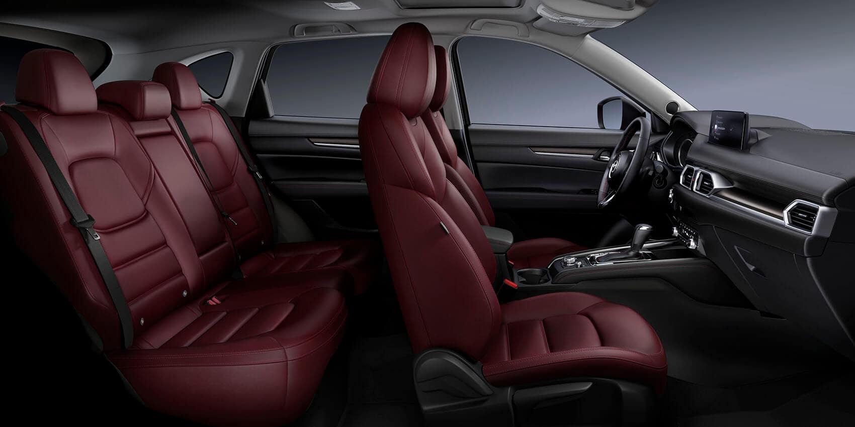 Mazda CX-5 Cabin Space