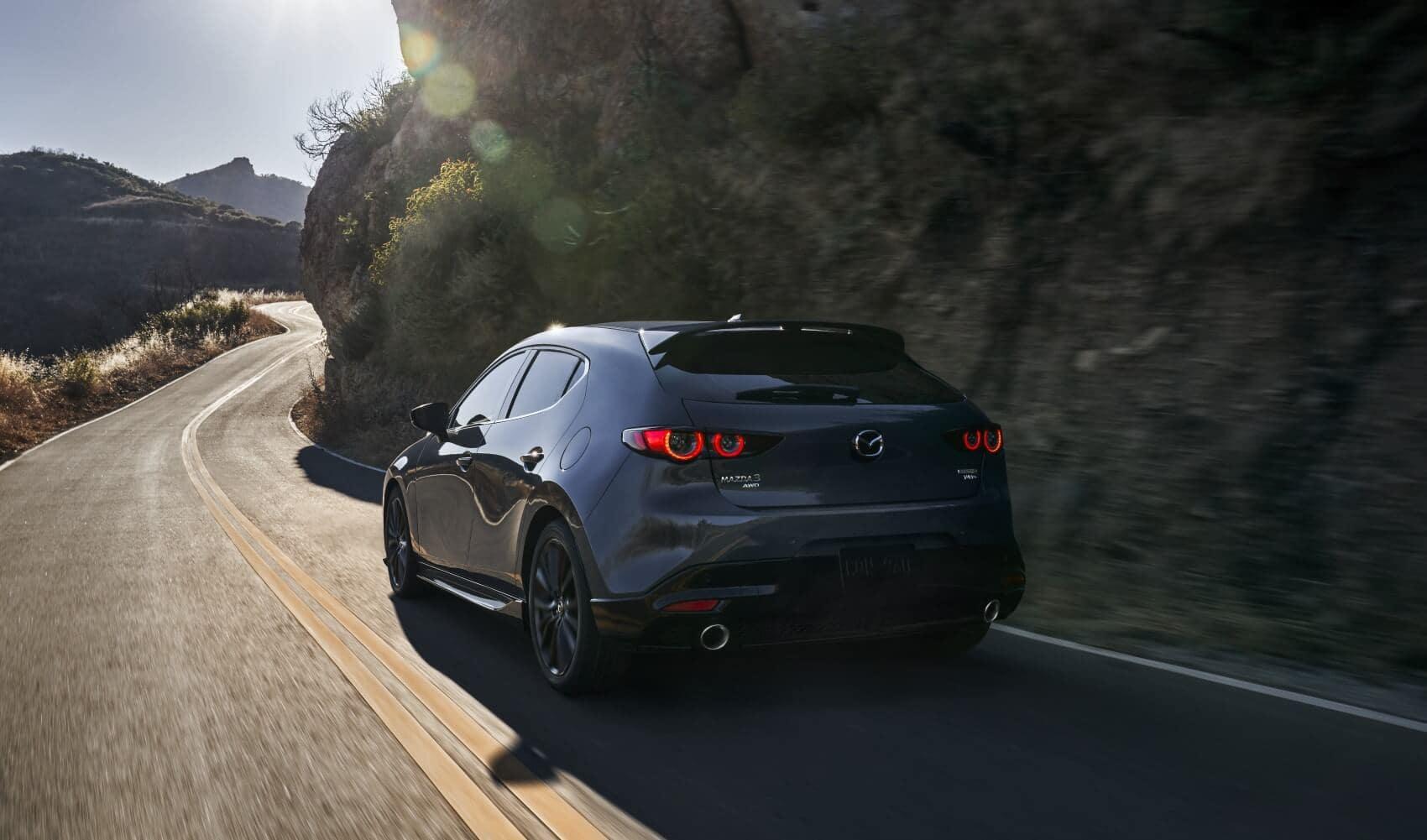 2021 Mazda3 fuel economy