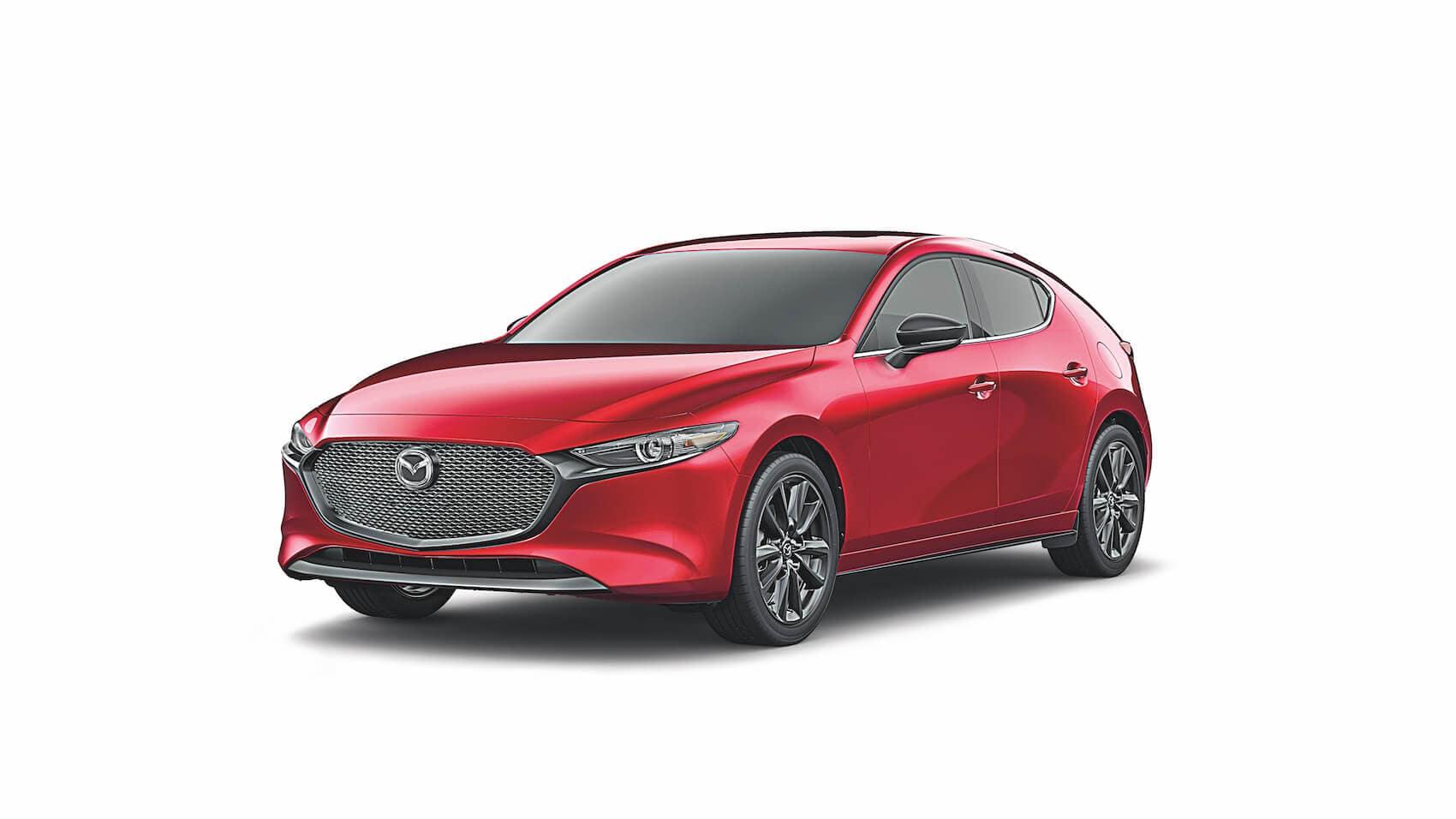 2021 Mazda3 performance