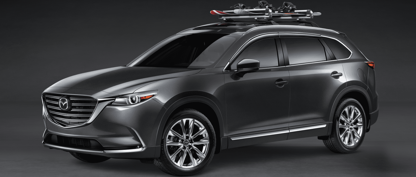 Test Drive The 2021 Mazda CX-9 Today!