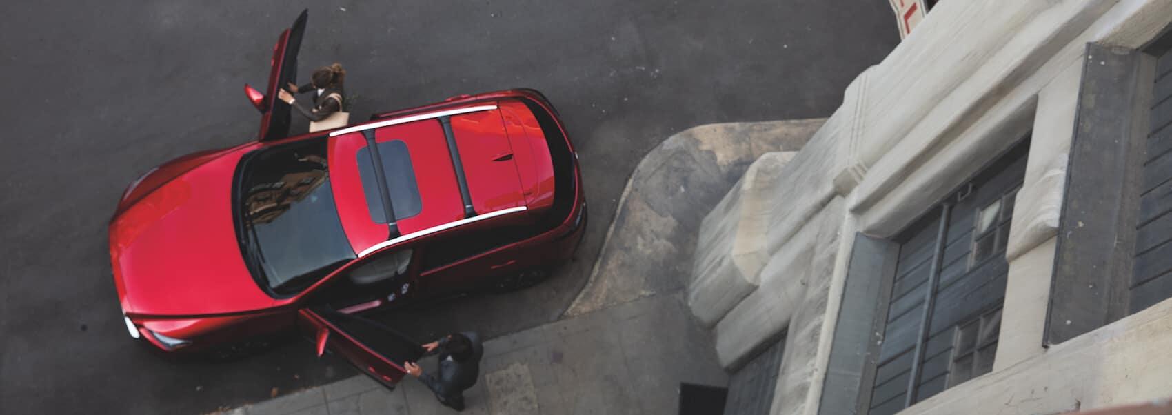 Mazda CX-3 Seating & Capacities