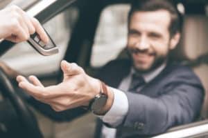 Rental SUV Selection