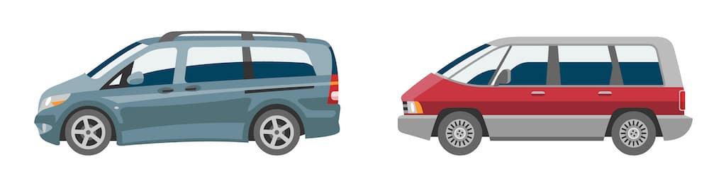 Minivan Rental near Abington PA