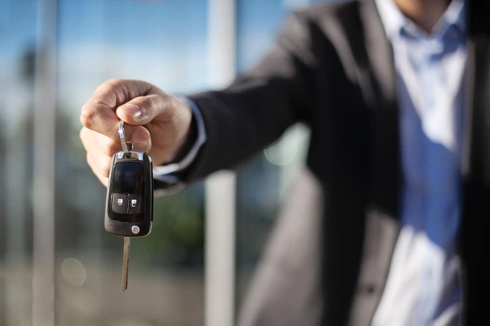 Car Rental Return
