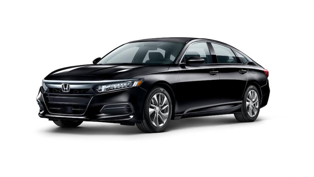 2019 Honda Accord LX Crystal Black Pearl