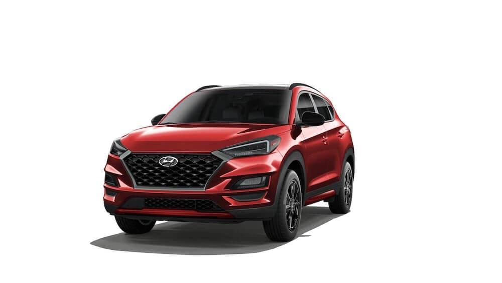2019 Tucson Night Gemstone Red