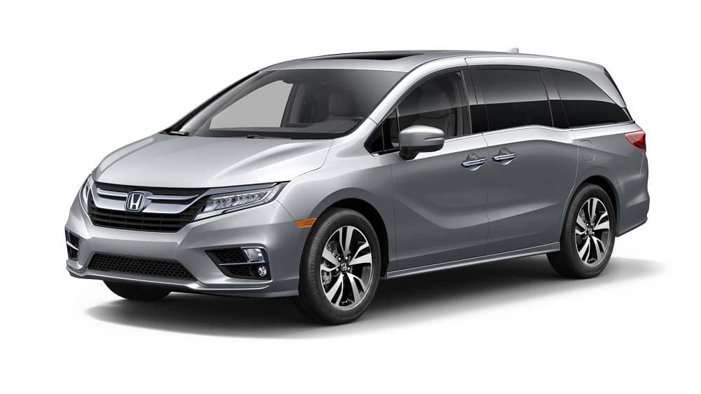 Honda Odyssey Rental